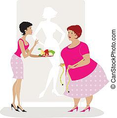 Un consejo de dieta