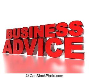 Un consejo de negocios
