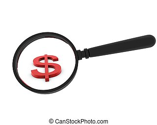Un dólar de búsqueda