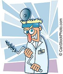 Un dentista loco