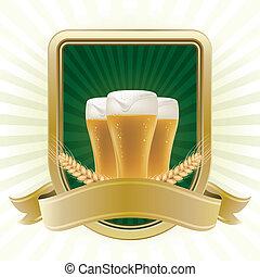 Un elemento de diseño para la cerveza
