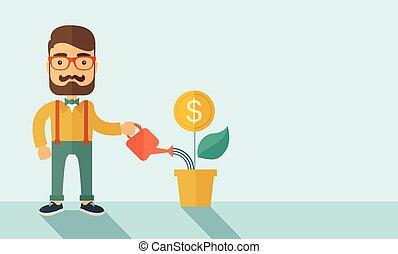 Un empresario inversor