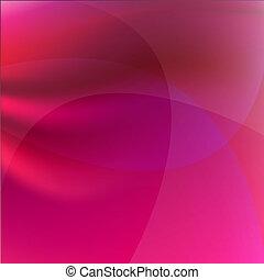 Un fondo abstracto rosa