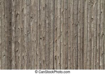 Un fondo de cerca de madera