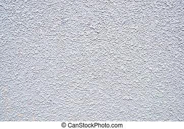 Un fondo de pared blanca