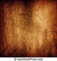 Un fondo de textura Brown grunge