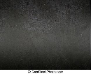 Un fondo de textura negra