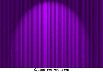Un fondo de textura púrpura