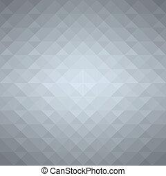 Un fondo geométrico gris