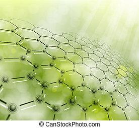 Un fondo molecular