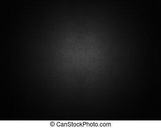 Un fondo negro oscuro