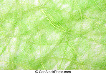 Un fondo verde natural