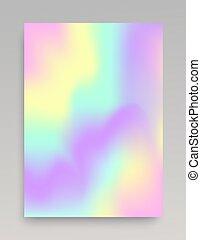 Un gradiente de color suave