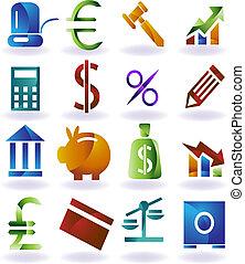 Un icono bancario