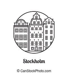 Un icono de Estocolmo