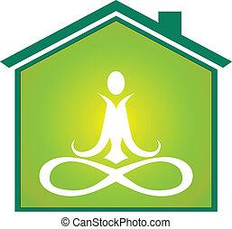 Un icono de la casa Yoga