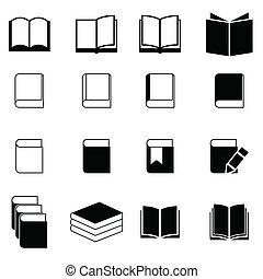 Un icono de libros