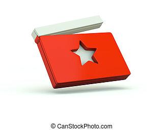 Un icono del cine. Serie roja