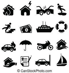 Un icono del seguro