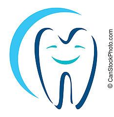 Un icono dental