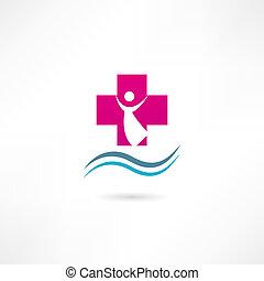 Un icono médico