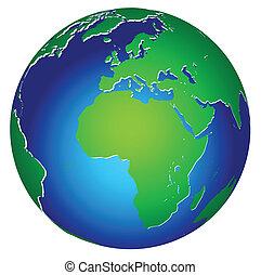 Un icono mundial de la Tierra