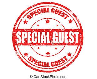 Un invitado especial