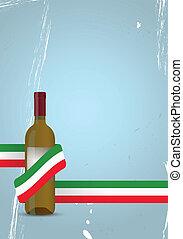 Un italiano de vino