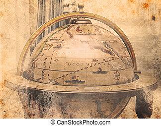 Un mapa de todo el mundo