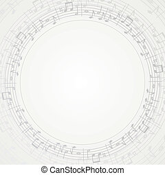 Un marco musical