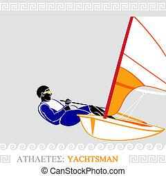 Un marinero atleta