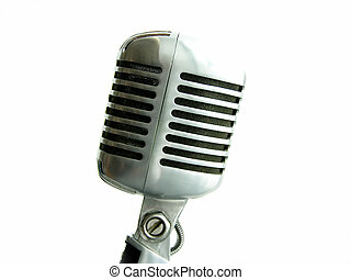 Un micrófono vinculo