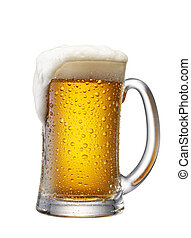 Un montón de cerveza