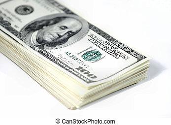 Un montón de dinero