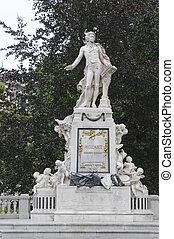 Un monumento de Mozart