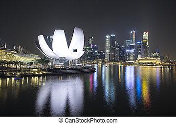 Un museo de ciencias de Singapur