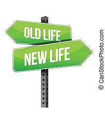 Un nuevo signo de vida