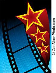 Un póster de cine