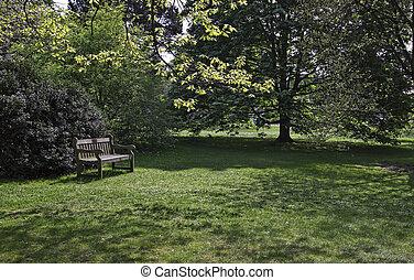 Un paisaje.