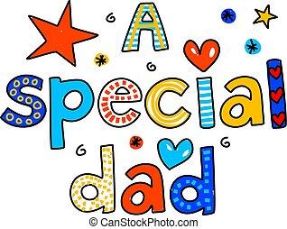 Un papá especial