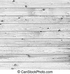 Un parquet gris de madera