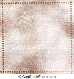 Un pasado antiguo de textura