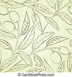 Un pasado de oliva.
