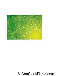 Un pasado en espiral verde