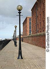 Un paseo en Liverpool