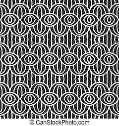 Un patrón de contraste sin vector