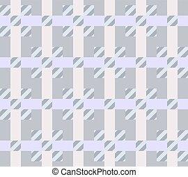Un patrón geométrico sin restricciones