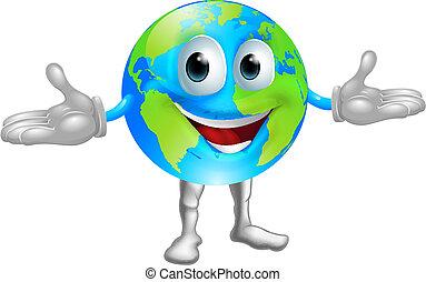 Un personaje mundial