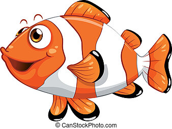 Un pez nemo