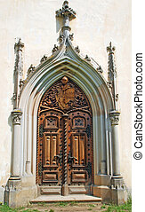 Un portal antiguo